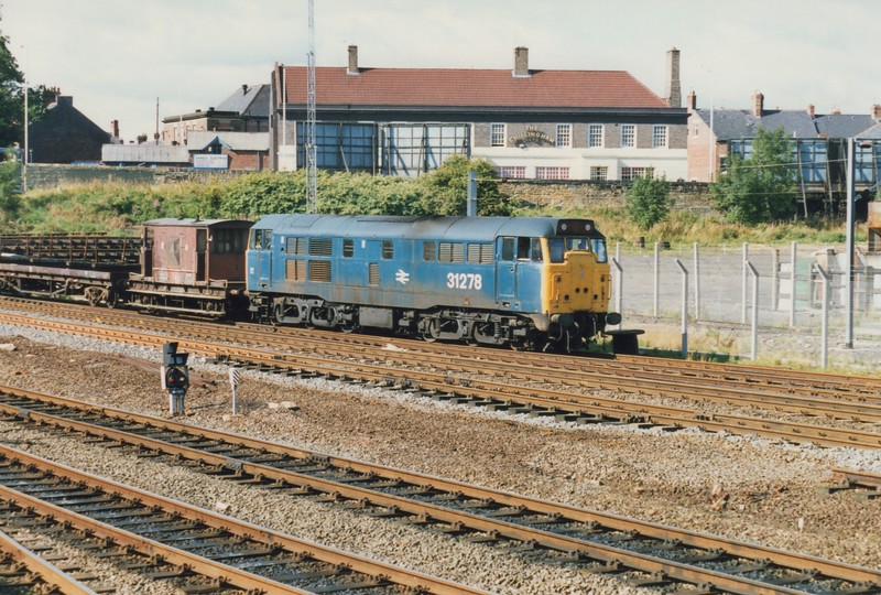 "Class31 Passing ""The Chilly"""