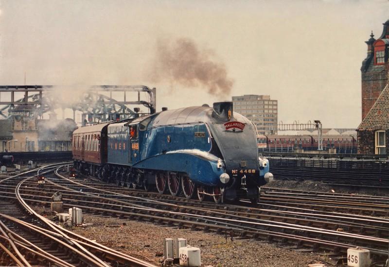 MALLARD 88 Anniversary Railtour