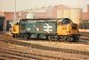 Class 37 At Gateshead TMD