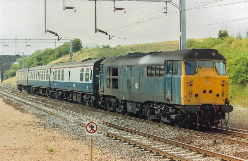 Class 31 Milton Keynes
