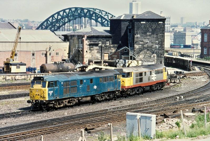 2 x 31's Gateshead