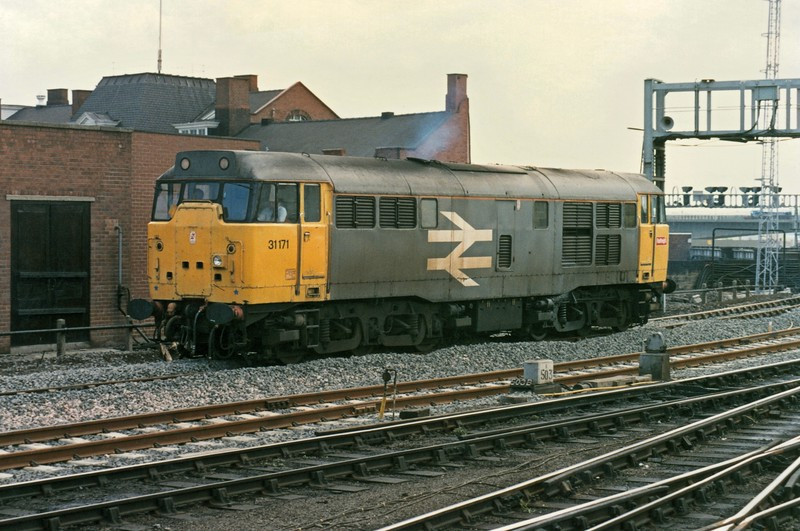 Railfreight 31