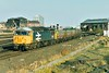 56 129 Empty Coal Train