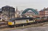 Coal Past The Famous Tyne Bridge