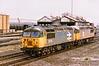 2 x 56's At Gateshead