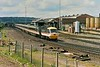 HST Passing Through Gateshead