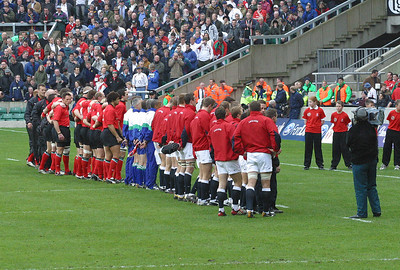 England vs Wales Six Nations Twickenham 20 March 2004