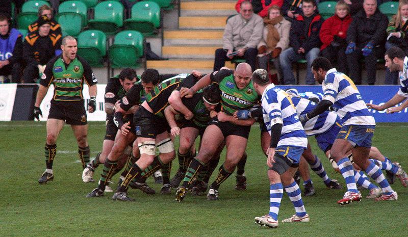 Overmach Parma, Heineken Cup, Franklin's Gardens, 16 December 2006