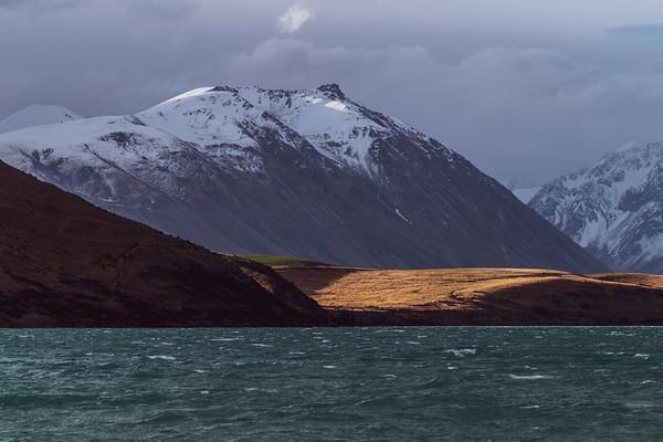 Mount Joseph and Lake Tekapo