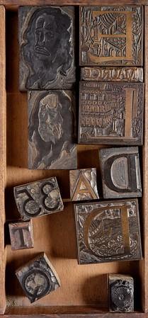 Cut for Darantière's books