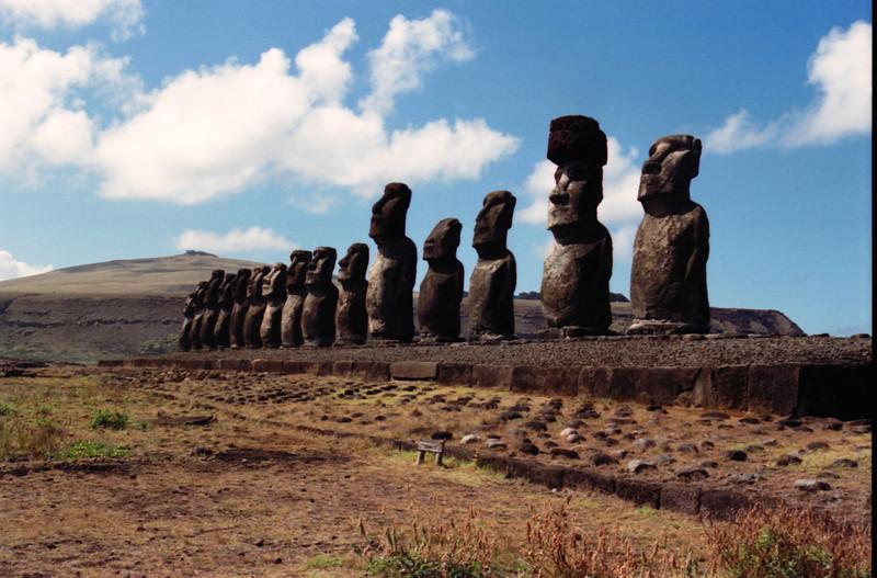 Easter Island (Isla Pascua), Chile