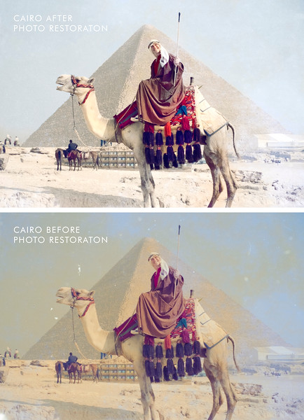 Cairo Restoration