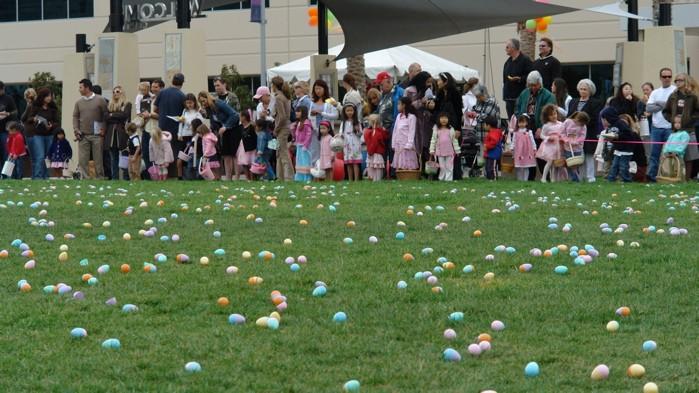 2007 Egg Hunt