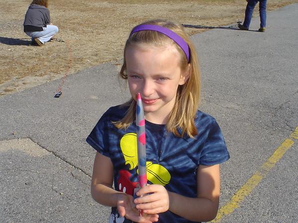 Sandown Central Rocket Launch 2006