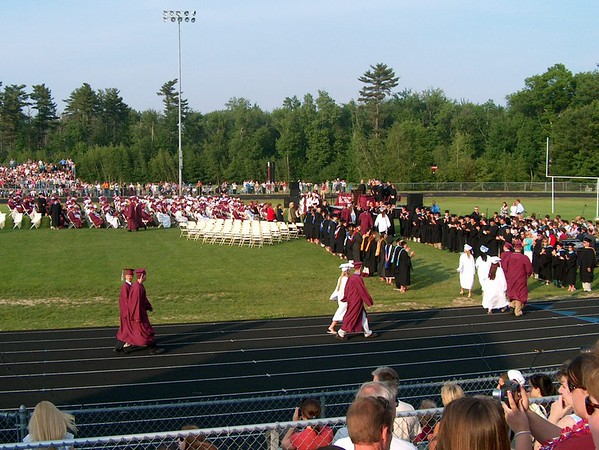 TRHS Graduation