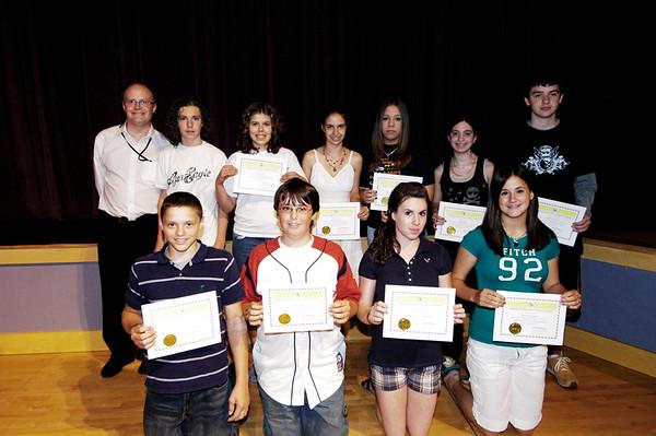 TRMS 8th Grade Celebration / Class Photos