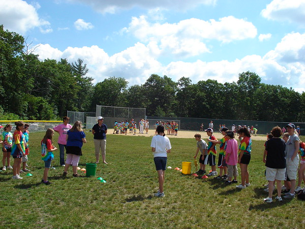Atkinson Academy Field Day