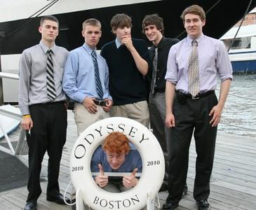 2010 Senior Cruise