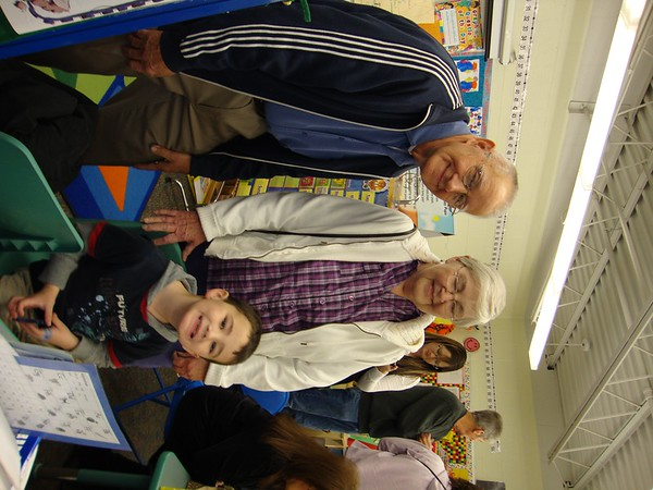 Grandparents' Day at Pollard