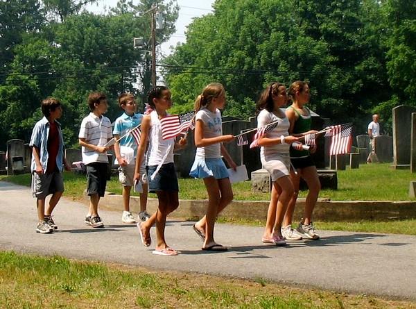 Plaistow Memorial Day