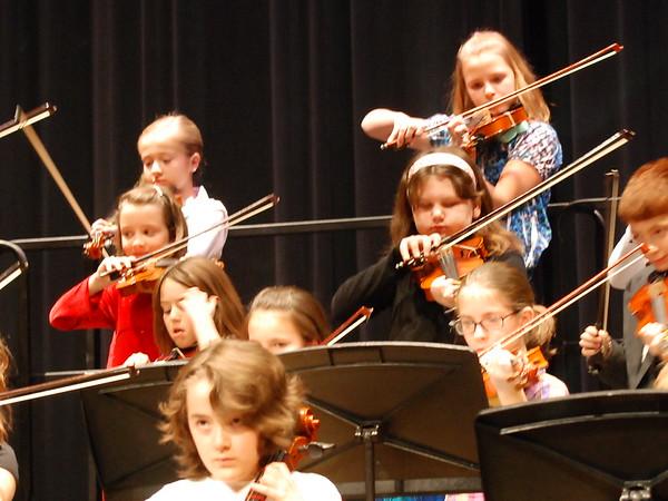 Pollard Band and Chorus Christmas Concert