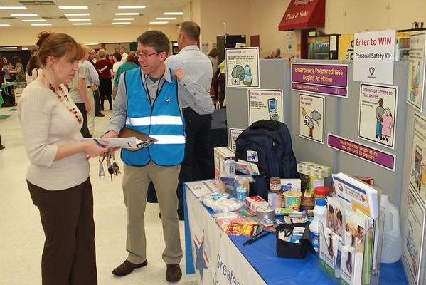 TRSD Health Fair