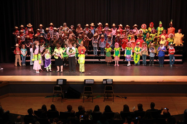 Pollard Second Grade Musical