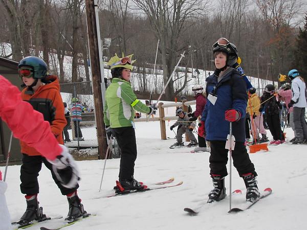Pollard Ski Club 2012
