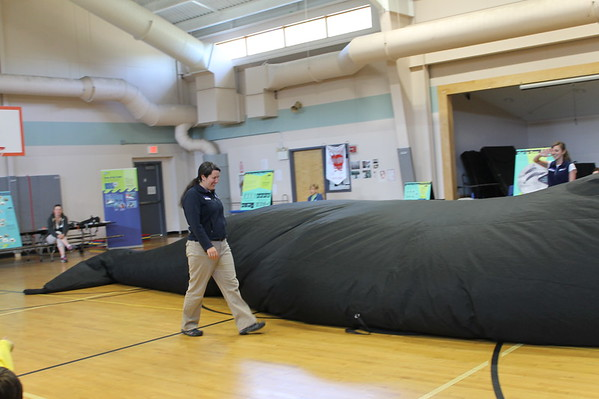 Danville's Day of the Coast - Whale Day Assembly