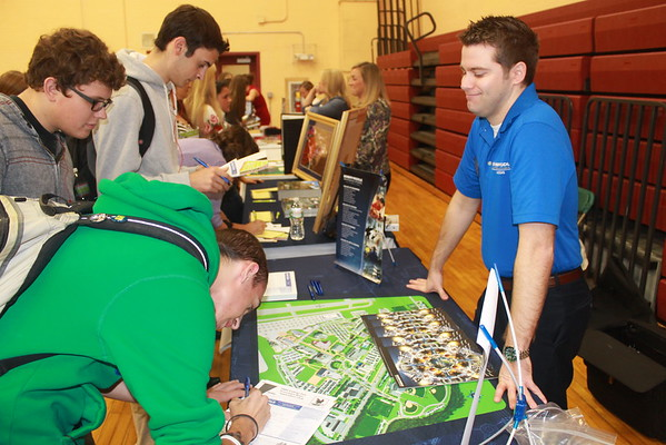 TRHS College Fair (Day 2)