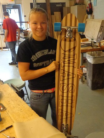 TRHS Woodworking Projects