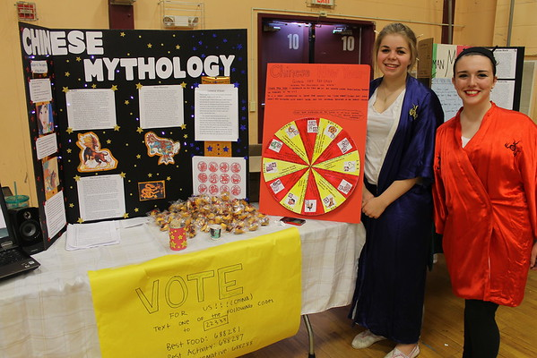Historical Honor Society - World Fair
