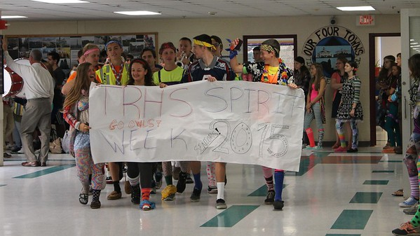 Spirit Week 2014 - Parade