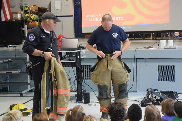 Fire Safety Week at Pollard