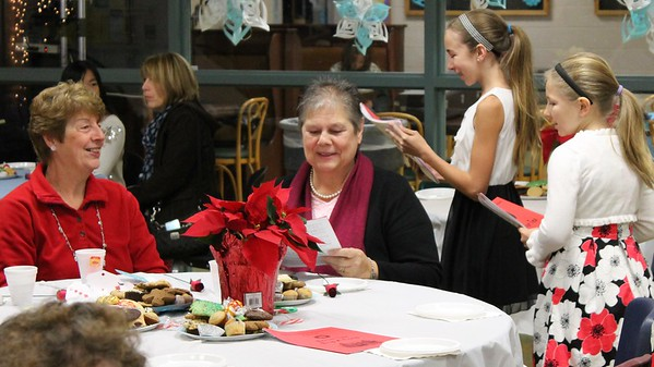 TRMS Senior Holiday Tea