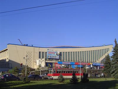 Дворец спорта Юность, Челябинск