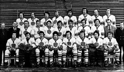 Трактор (Челябинск) в сезоне 1976-1977
