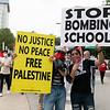 Palestine Protest in Houston