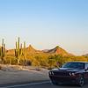 Driving Around Arizona