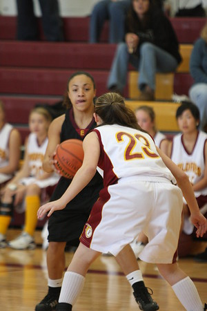 08 Girls Varsity Basketball