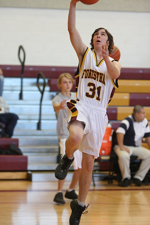 08 JV Boys Basketball