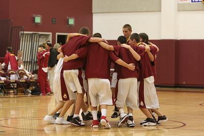 08 Varsity Boys Basketball