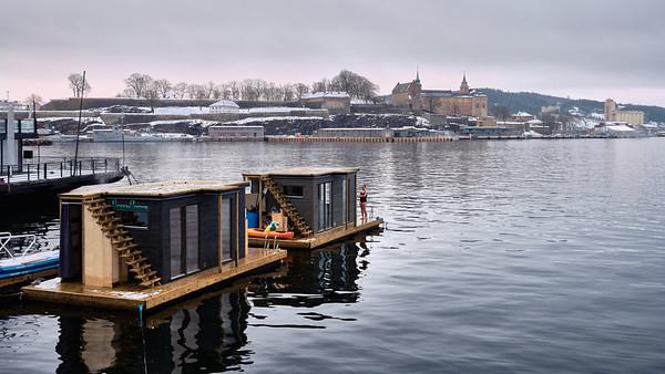 Oslo – Sauna