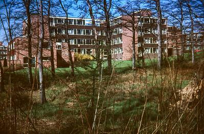Boddington Hall, University of Leeds