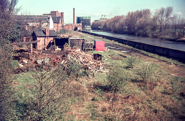 Burton, April 1972