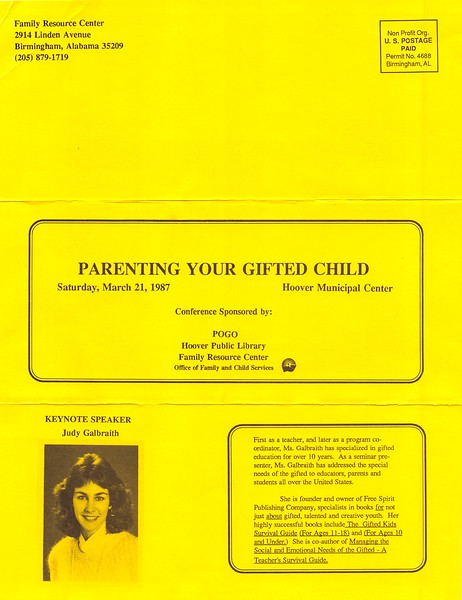 Parenting Your Gifted Child