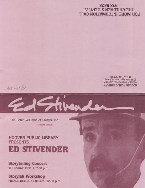 Ed Stivender