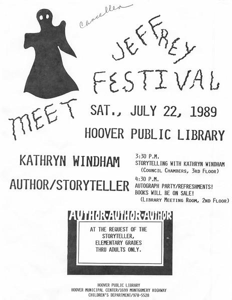 Jeffrey Festival