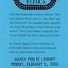Today's Heroes