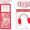 February Calendar 1991